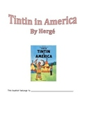Tintin in America Novel Unit