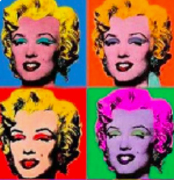 Tinting and Hues with Warhol