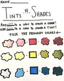 Tints vs. Shades