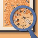 Tiny Beehive Poster