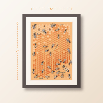 Tiny Beehive Poster