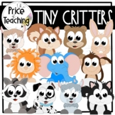Tiny Critters (The Price of Teaching Clipart Set)