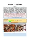 Tiny House Project Hyperdoc (Worksheet/GoogleDoc