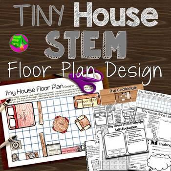 Tiny House STEM - Floor Plan Design