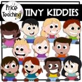 Tiny Kiddies (The Price of Teaching Clipart Set)