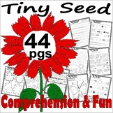 Tiny Seed Plant Cycle Book Companion Reading Comprehension Literacy Unit SPRING