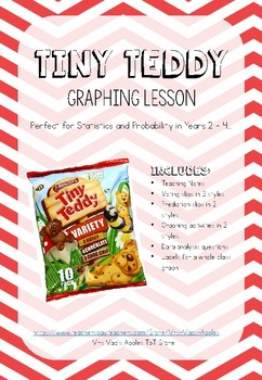 Tiny Teddy Graphing Activity