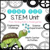 Tiny Tim Turtle STEM Nursery Rhyme Unit