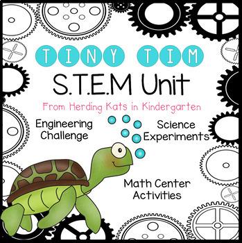Tiny Tim STEM Nursery Rhyme Activities