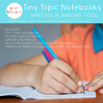 Tiny Topic Notebook