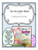 Tiny the Easter Bunny Companion Activities
