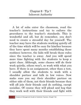 Tip 7: Inherit Authority