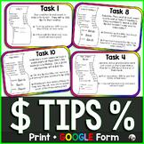 Tip Task Cards