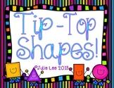 Tip Top Shapes {A Shape Unit}