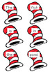 Tip Your Hat - Dr. Seuss Inspired Activities and Centers