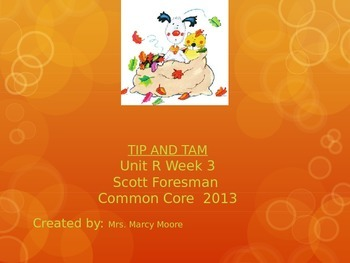 """""""Tip and Tam"""" (Instructional Guide for  Reading Street 2013)"""