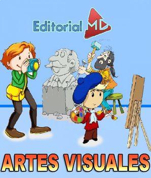 Tipos de Artes Visuales MATERIAL PARA IMPRIMIR