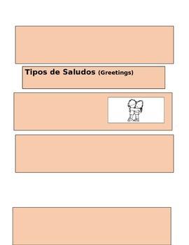 Tipos de Saludos/Greetings
