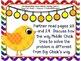 Reading Street, TIPPY-TOE CHICK, GO!, Teacher Pack by Ms. Lendahand:)