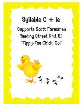 """Tippy Toe Chick, Go!"""