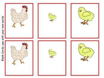 "Tippy-Toe Chick, Go! Diphthongs ""ow"" and ""ou"" Sight Word Game"