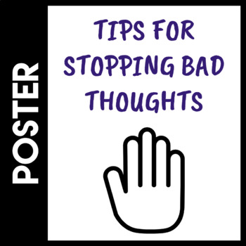 Tips For Stopping Bad Thoughts
