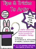 Tips and Tricks to Artic