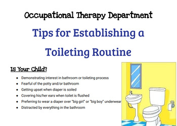 Tips for Establishing a Toileting Routine