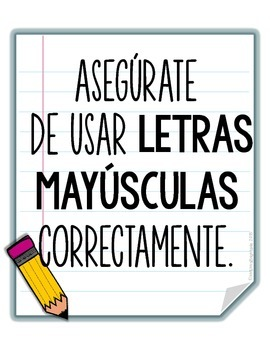 Tips for Good Editing in Spanish