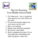 Tips for Parenting