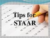 Tips for STAAR Powerpoint