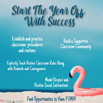 Tips for Starting Your Year Off With Success