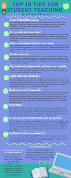 Tips for Student Teachers!