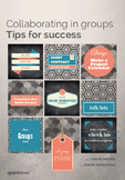 Tips for Successful Group Collaboration Poster