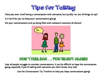 Social Skills Tips for Talking