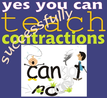 Tips for Teaching Contractions