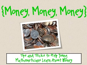 Tips for Teaching about Money