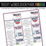 Tips for Tricky Words Bookmark