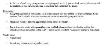 How to Write a Literary Analysis: The Basics