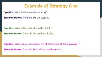 Tips for answering essay test questions