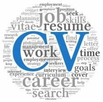 You need a good CV? Tips of Writing a Curriculum Vitae (CV)