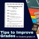 Tips to Improve Grades for Intermediate Students