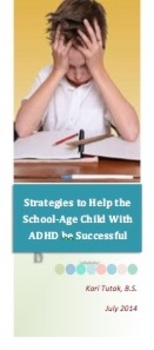 Tips to help the ADHD child be successful