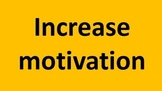 How do you motivate yourself?