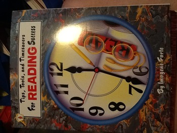 Tips, tools and Timesavers for Reading Success