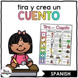 Tira un Cuento {Roll a Story in Spanish}