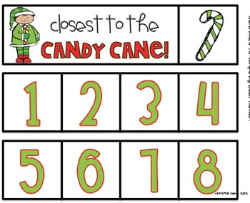 Tis the Season- 8 Holiday Themed Math Centers and Activities