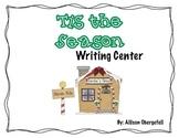 Tis the Season Christmas Writing Center