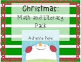 Tis the Season: Math and Literacy Activities