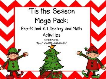 Tis the Season Mega Pack